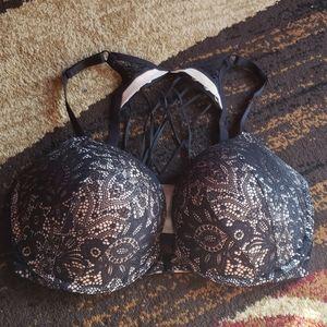 Victoria's Secret 38DD Very Sexy push-up bra